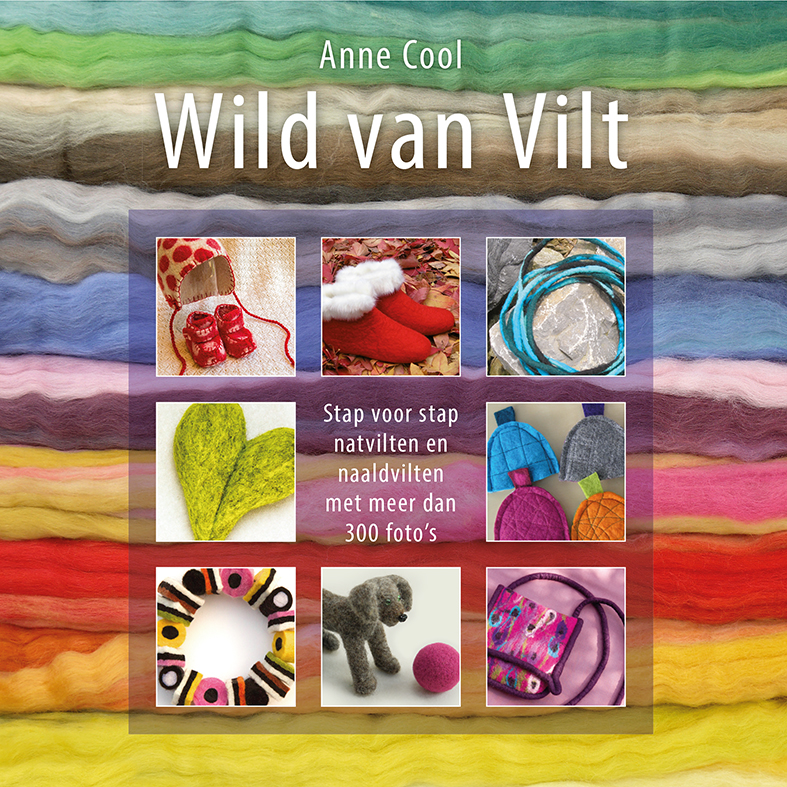 Wild van Vilt 5e druk Voorpagina Anne Cool