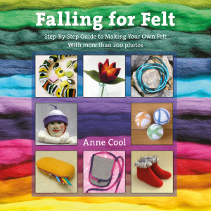 Anne Cool, Frontpage Falling for Felt 2008