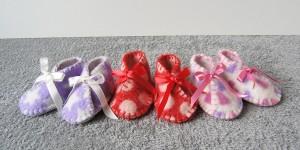 Anne Cool Vilten babyslofjes