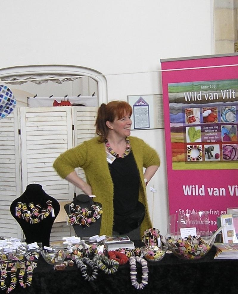 Anne Cool Textielmarkt Tilburg 2017